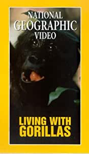 Living With Gorillas [VHS]
