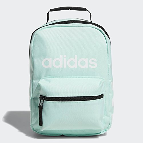 new products 3905d deb08 adidas Santiago Lunch Bag, Lt Green, One Size