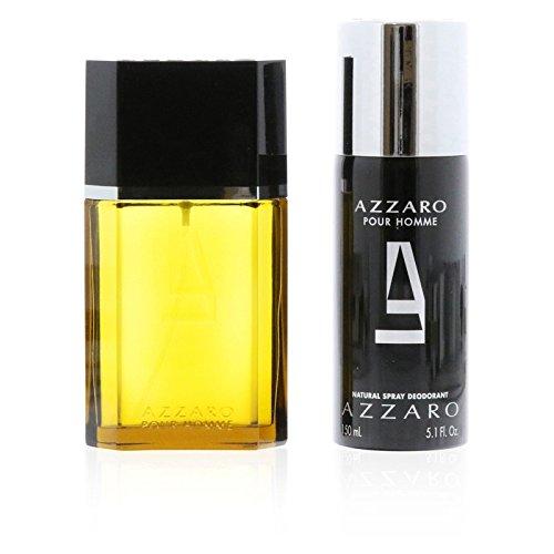 Azzaro Pour Homme Set 100 ml Eau de Toilette und 150 ml Deo Spray