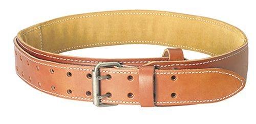 Custom Lederwaren 2196023/4-Zoll konisch Leder Arbeit Gürtel (Framer Tool-gürtel Leder)