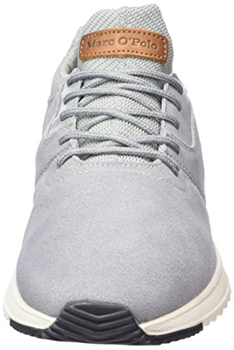 Marc O'Polo 70223713501103 Sneaker, Sneakers basses homme Gris clair
