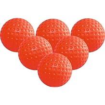 Longridge PAPBJ6 - Pelotas de goma para práctica de golf