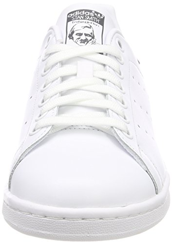 White grey Smith White Sneaker footwear adidas Uomo Footwear Stan Five Bianco cpUqqwZT