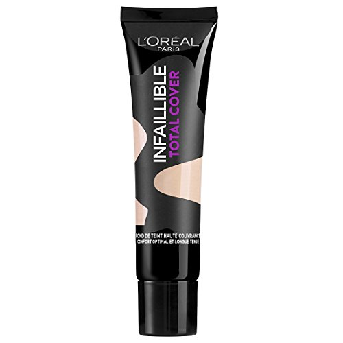 L'Oréal Paris Make Up Designer Infaillible Fond de Teint Fluide Total...