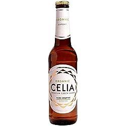 Cerveza Celia 330ml Orgánica Sin Gluten Cerveza Lager