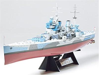 Tamiya - 78010 - Maquette - Bateau - Cuirasse King George V