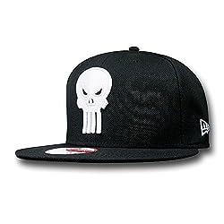 Marvel Punisher Symbol Schwarz 9Fifty Cap