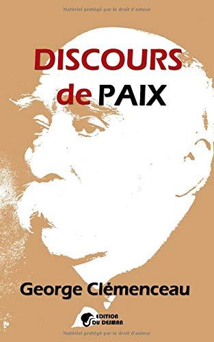 DISCOURS DE PAIX