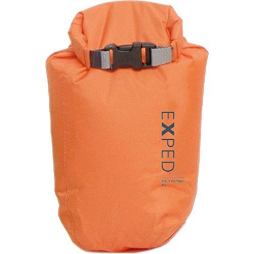 Exped fold dry bag - Medium - 8ltr Orange