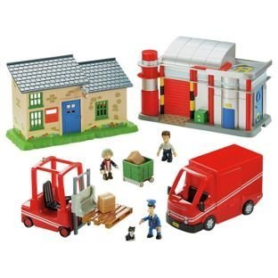 Image of Postman Pat - World of Postman Pat Playset
