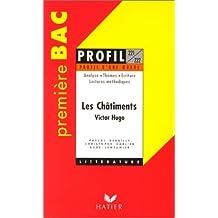 """""""Les Châtiments"""" de Victor Hugo, Bac 1ère L"""