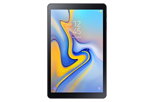 Samsung SM-T595 Galaxy Tab A 10,5 LTE Tablet-PC (Snapdragon 450, 3GB RAM, Android 8.1) Schwarz