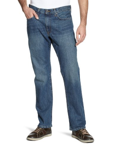 Eddie Bauer Herren Jeans 037832 Blau (moonstone)