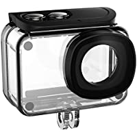 Rollei Unterwassergehäuse für Actioncam 560 & 550 Touch - wasserdicht für Tauchtiefen bis zu 40 m