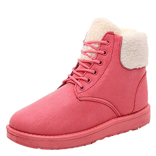 TianWlio Boots Stiefel Schuhe Stiefeletten Frauen Herbst Winter Schneestiefel Classic Winterstiefel...