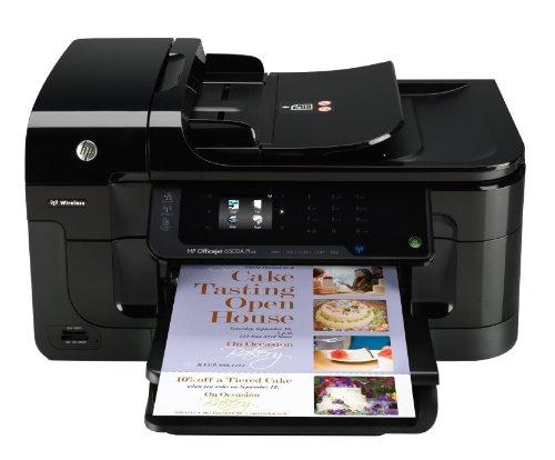HP Officejet 6500A Multifunktionsgerät (Scanner, Kopierer, Drucker und Fax) (Druckkopf Ersatz Hp)