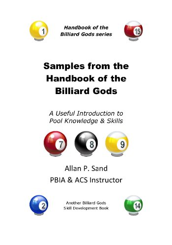 Descargar gratis Samples from the Handbook of the Billiard Gods Epub