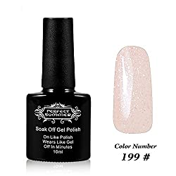 Perfect Summer Gel Nail Polish kit 10ml Soak Off UV Led Gel polish color 199
