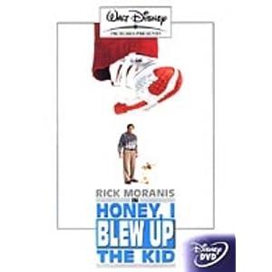 Honey, I Blew Up The Kid [DVD] [1993]