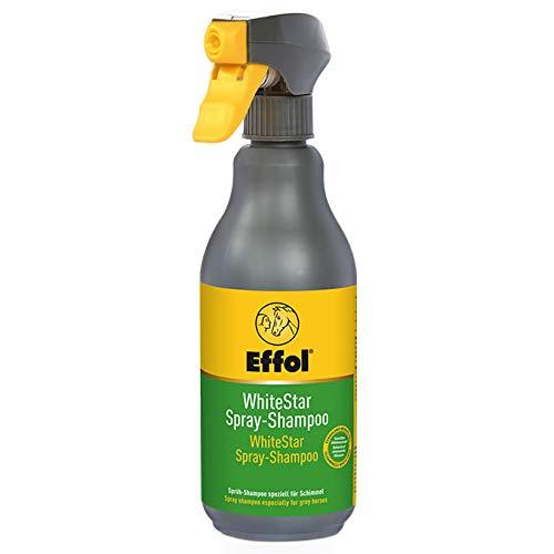 Effol WHITE STAR SPRAY SHAMPOO PFERDE PFERD SHAMPOOS & SPÜLUNGEN - 125 ML
