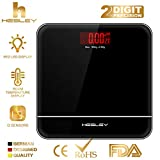 Best Bathroom Weighing Scales - HESLEY Weighing Scale Machine with Advanced Step on Review