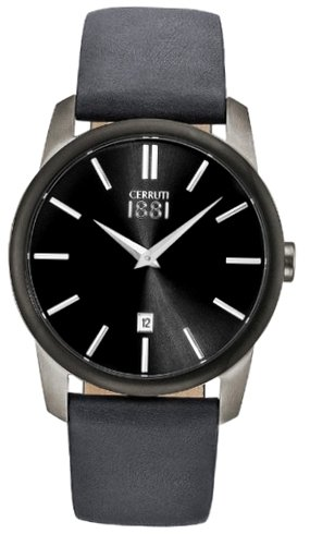 Cerruti Mens Watch cra117sub02bk