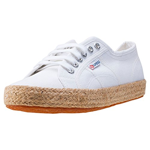 Superga 2750 Cotropew, Sneakers basses mixte adulte white