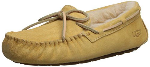 UGG Australia Schuhe für Frauen 4.5 UK Sonnenblume Dakota Moc