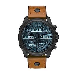 Smartwatch Full Guard DZT2002 Für gleichermaßen design- wie technikbegeisterte Herren entwirft DIESEL ON hochwertige Wearables und smarte Timepieces, welche Fashion und Hightech gekonnt vereinen. Neuestes Erfolgsmodell ist die Smartwatch Full Guard D...