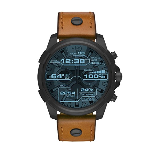 Diesel Men's Smartwatch Full Guard DZT2002