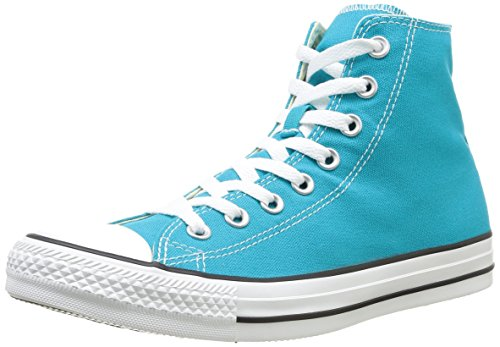 Converse Ctas Core Hi, Baskets mode mixte adulte Turquoise