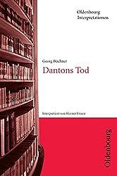 Oldenbourg Interpretationen: Dantons Tod: Band 34