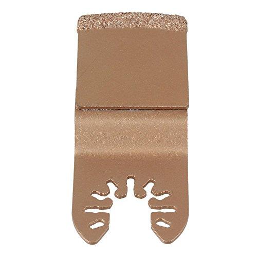 cnbtr 32mm Breite Gelb E Typ Hartmetall oszillierendes Körnung Sägeblatt Multifunktions Power Tools, Gelb