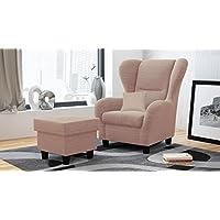 Suchergebnis Auf Amazonde Für Rosa Sessel Stühle Wohnzimmer