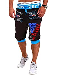 MT Styles Sweat-Shorts pantalon de sport - contraste R-564