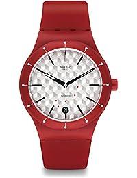 Swatch Unisex Erwachsene-Armbanduhr SUTR403