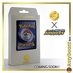 Zeraora-GX 201/214 Full Art - #myboost X Sonne & Mond 8 Echo Des Donners - Box de 10 Cartas Pokémon Alemán