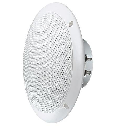 VISATON FR 10 WP Lautsprecher Treiber 30 Watt, Weiß, Ø 132 mm, 4 Ohm