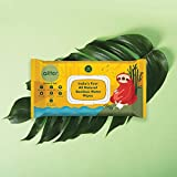 Allter Bamboo Baby Wipes (White) - Pack of 72