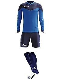 Abbigliamento Specifico Azzurra Amazon itMaglietta Zeus SpzVqUM