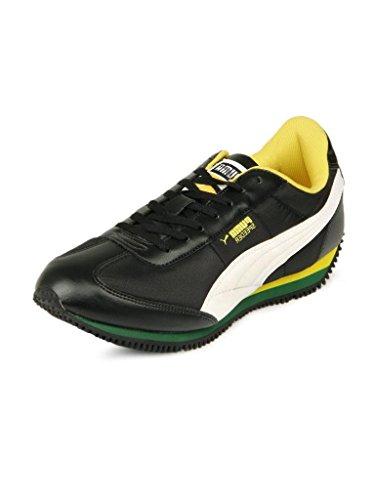 Puma Men's Speeder Tetron II Black Multisport Training Shoes - 11 UK /India(46EU)  available at amazon for Rs.1862