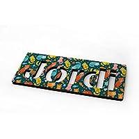 Nombres en madera decorativos • Nombres Personalizados para pared, Nombres para bebés, Regalo personalizado • 25 cm   35 cm   45 cm Nombres en madera natural y a color !!
