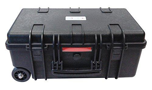 Urikan X-Plor Valise, 56 cm, 28,6 Litres, Noir
