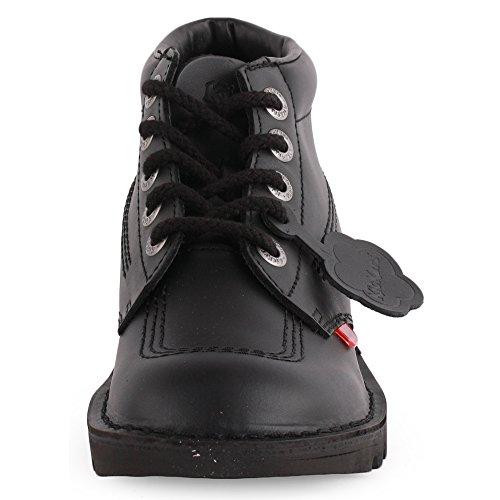 Kickers Kick Hi Damen Ankle Boots Black Black