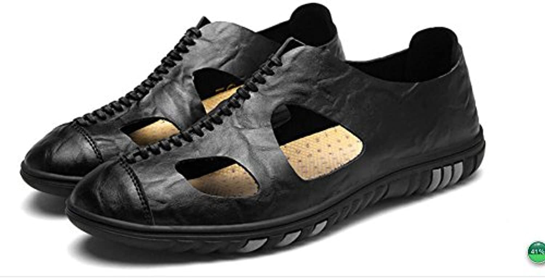 CAGAYA Herren Sneaker Laufschuhe Mesh Schuhe Männer Lace up Turnschuhe Outdoor Sportschuhe Leichte Schuhe