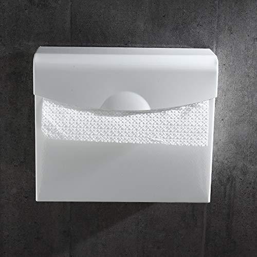 Preisvergleich Produktbild Weinregal-Aufbewahrungshalter Nordic white space aluminium toilettenpapierhalter Weiß hotel erweiterte handyhalter papierhandtuchhalter Bad toilettenpapierhalter (Größe: D) Weinregal-Display-Regale