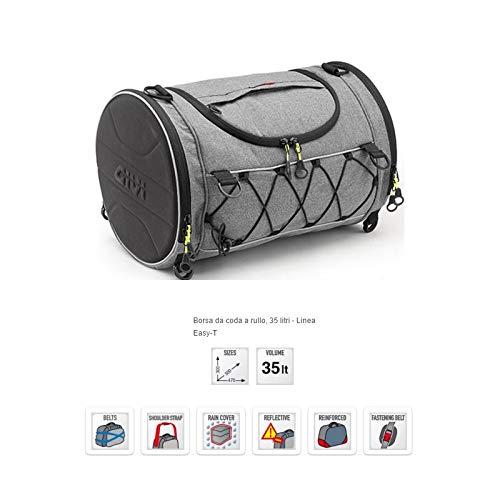 Givi leichte Gepäckrolle EA107GR mit Schultergurt
