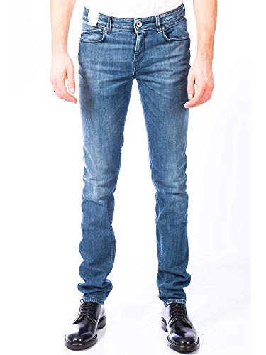 Re Hash Jeans Rubens Uomo cod.P0152546ZR Denim Size:34