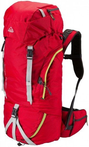 McKINLEY Kenai Trekkingrücksack, rot, 55