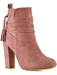 Borse it Rosa Da Scarpe Amazon E Stivali Donna BqdC60